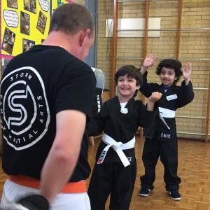 White belt Kids Karate