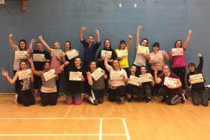 Ladies Only Kickboxing Maidenhead Bracknell