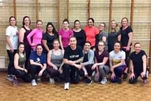 Ladies Only Kickboxing Windsor Maidenhead Bracknell